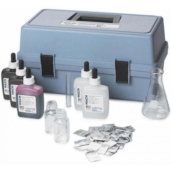 Boiler Feed and Scale Test Kit, Model BSC-1, Drop Count Titration-2350300-Camlab