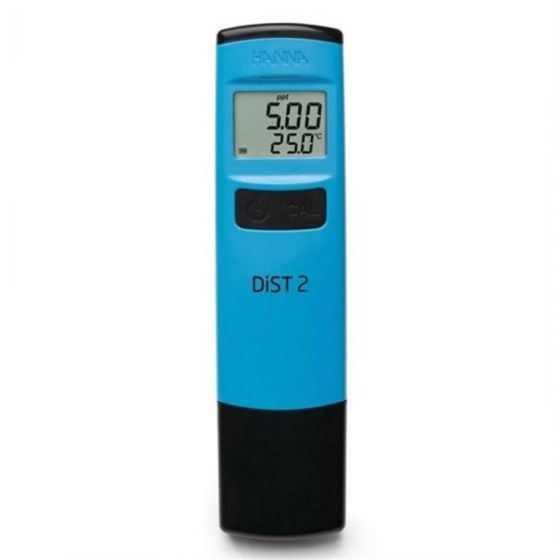 TDS pocket tester 0-10ppt (g/L) with ATC (DIST2)