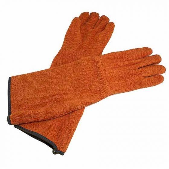 Clavies® Biohazard Autoclave Glove 28cm /Pair-13201-0001-Camlab