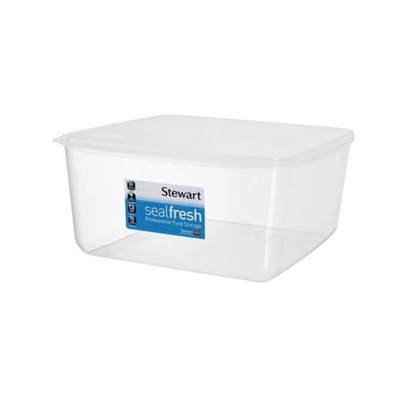 Freezer Storage Box PP Large 7.5L 30x21.5x14cm Pack of 4-1780008-Camlab