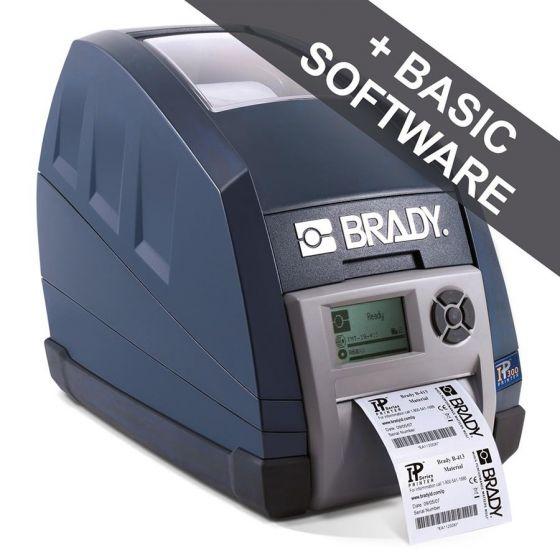BP-THT-IP300-C-UK Brady IP Printer - 300 dpi with Cutter - UK Version