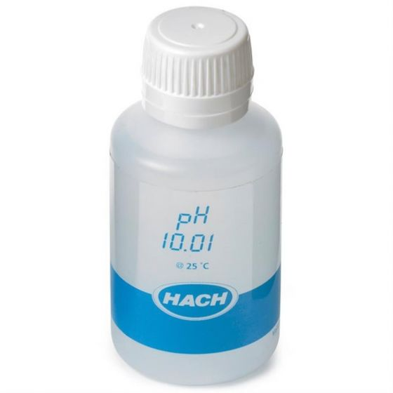 Buffer Solution pH10.0 With Certificate 125ml-LZW9470.99-Camlab