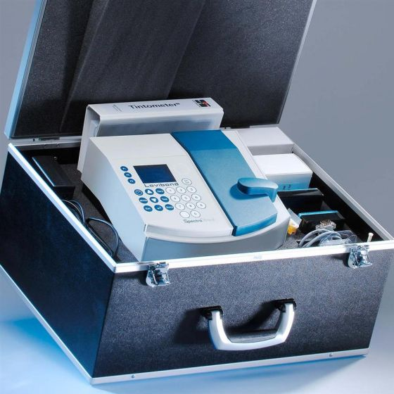 SpectroDirect spectrophotometer 330-900nm (advanced features)-712005-Camlab