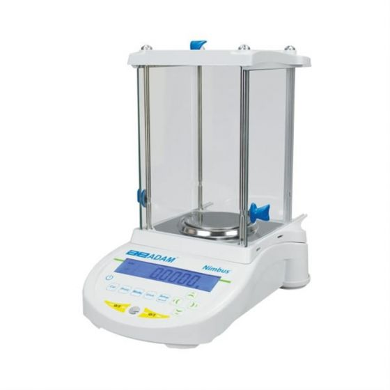 Analytical Balance NBL Internal Calibration 84i  Capacity 80g Readability 0.0001g Pan size 90mm ?-NBL 84i-Camlab