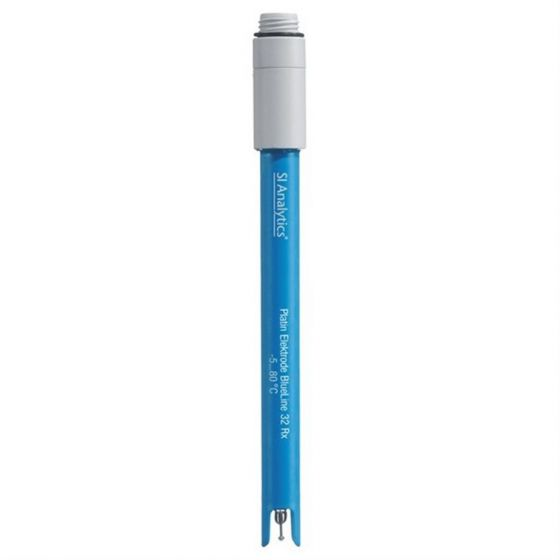 BlueLine 32 RX IDS Redox electrode includes temperature sensor