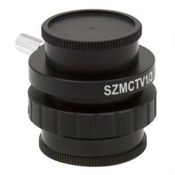 CCD Camera adaptor (for 1/3' sensors) for SZM-SMD microscopes