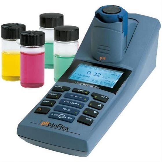 pHotoFlex pH - Portable Photometer with integrated pH funcionality-251100-Camlab