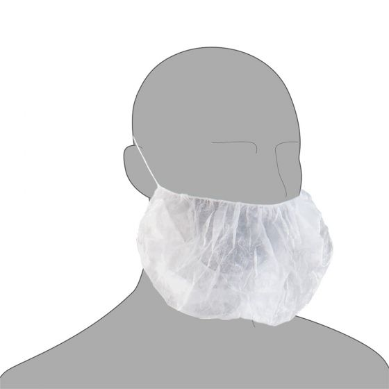 PAL Beard Masks - Case of 10 x 100