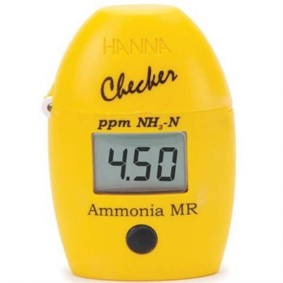 Ammonia Checker Medium Range 0.00 to 9.99mg/l