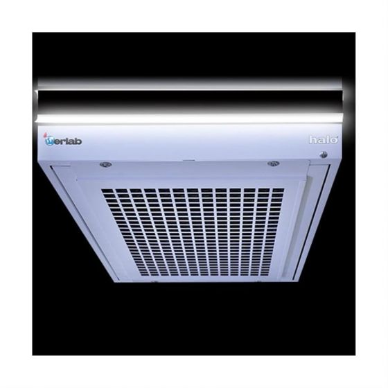 Halo  CHEMPLUS  Formaledehyde Sensor air purifier unit  and filter-P03-Camlab