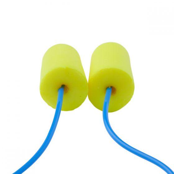 1100 Series Foam Roll Down Ear Plugs Pack of 200 X 5