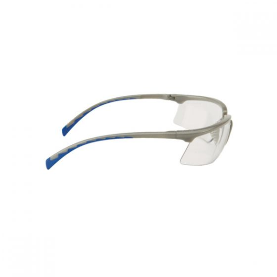 Solus silver-blue PC clear lens w / AS+AF coating Pack of 20