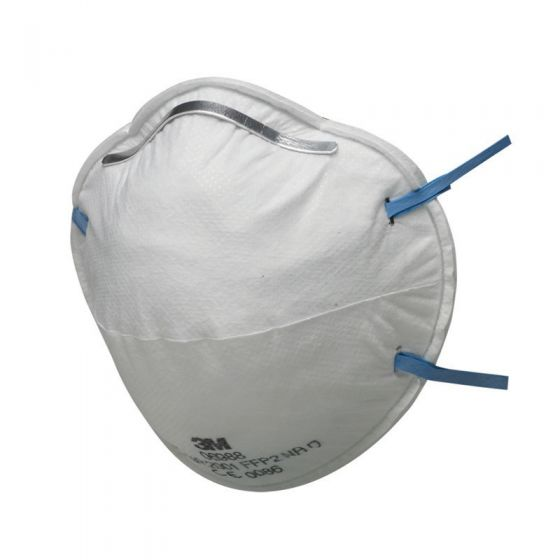 3M 8810 FFP2 Unvalved Dust/Mist Respirator - Pack of 5 x 8 (Total 40)