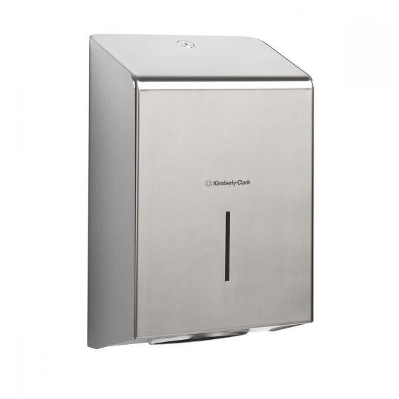 8971 KIMBERLY-CLARK PROFESSIONAL Hand Towel Dispenser - Stainless Steel