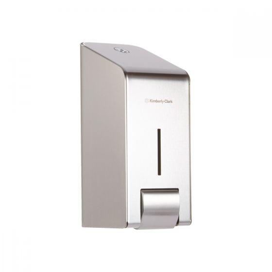 8973 KIMBERLY-CLARK PROFESSIONAL Hand Cleanser Dispenser - Stainless Steel - 1 Litre