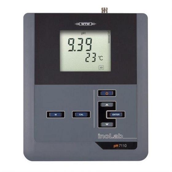 Inolab pH 7110 Set 2 - including standard electrode with built in temperature sensor-1AA112-Camlab