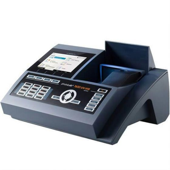 PhotoLab 7600 Spectrophotometer for UV-VIS with OptRF technology