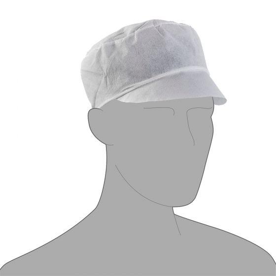 PAL Peaked Standard Cap - Case of 5 x 100