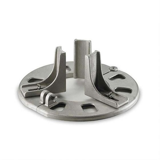 CLR-704 Gas Cylinder support clamp floor