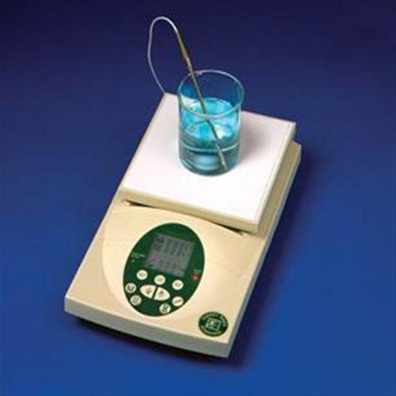 Digital Hotplates with Temperature Ramping
