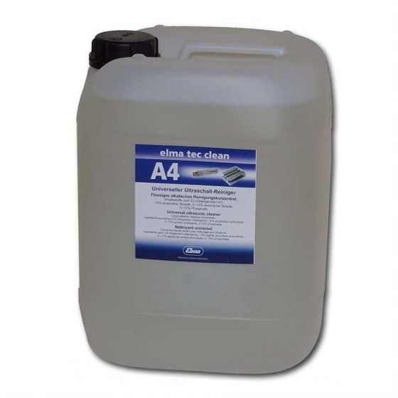 TEC CLEAN A4 universal cleaner