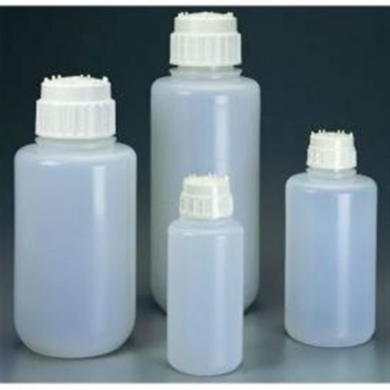 Nalgene Heavy Duty PPCO Vacuum Bottles with Closure