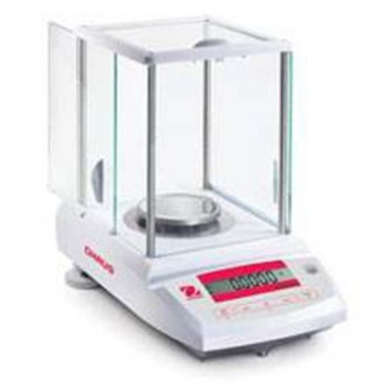 Ohaus Pioneer PX Analytical balance with External calibration