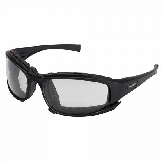 JACKSON SAFETY* V50 CALICO* safety glasses - ANTI-FOG LENS--Camlab