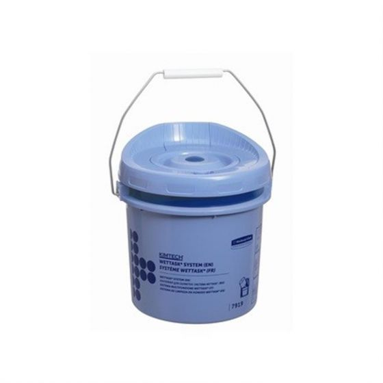 WETTASK* Roll Wiper Dispenser - Bucket--Camlab