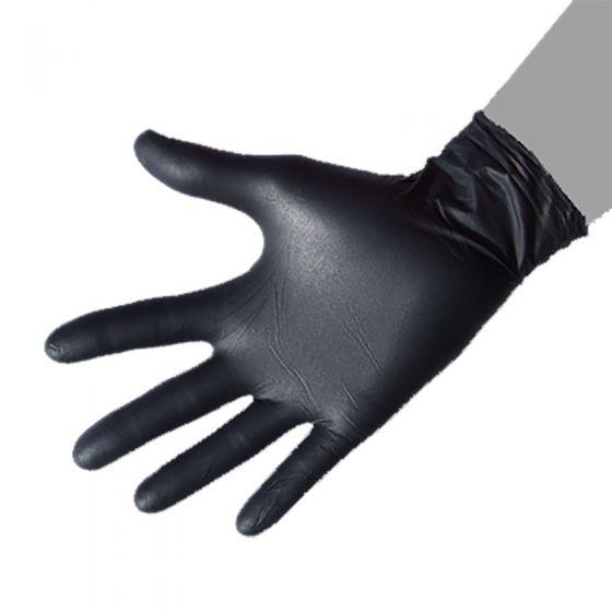 PAL Tech Black Premium Nitrile Gloves