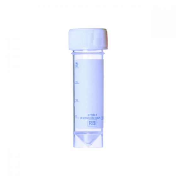 30ml Universal Polystyrene Containers - CE Marked