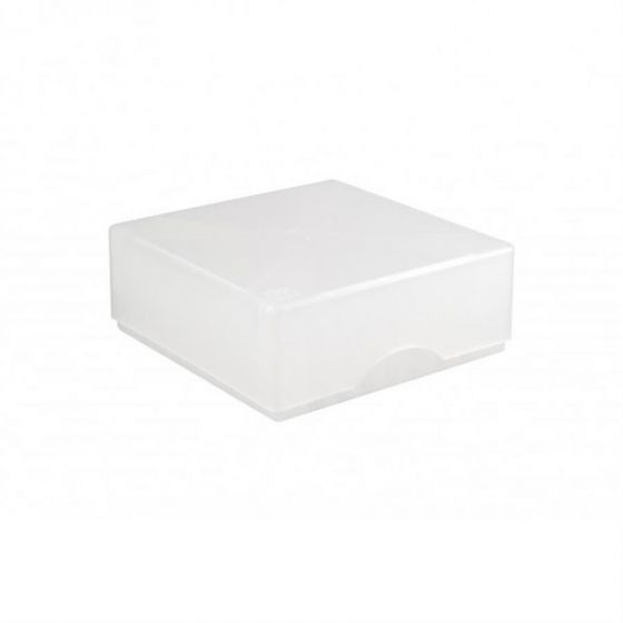 Cryo-Boxes PP grid 9 x 9 natural 133 x 133 x 50/75 mm combi-lid  Pack of 5-5320010-Camlab