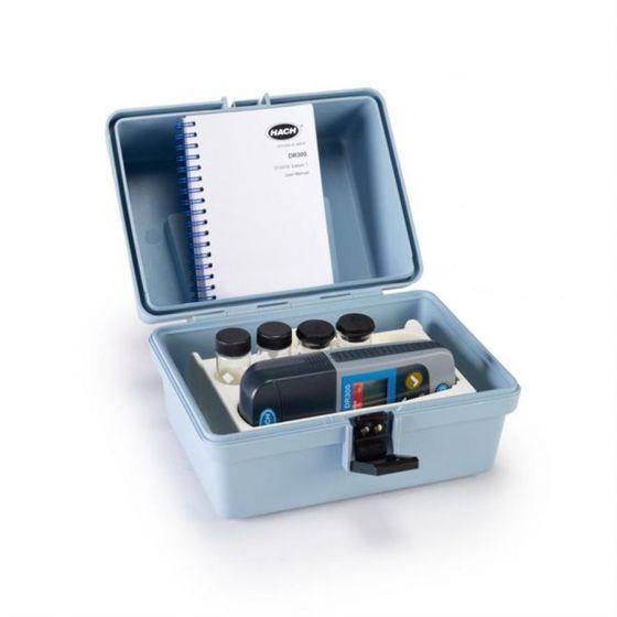 DR300 Pocket Colorimeter Chlorine, Free/Total, MR/HR with box