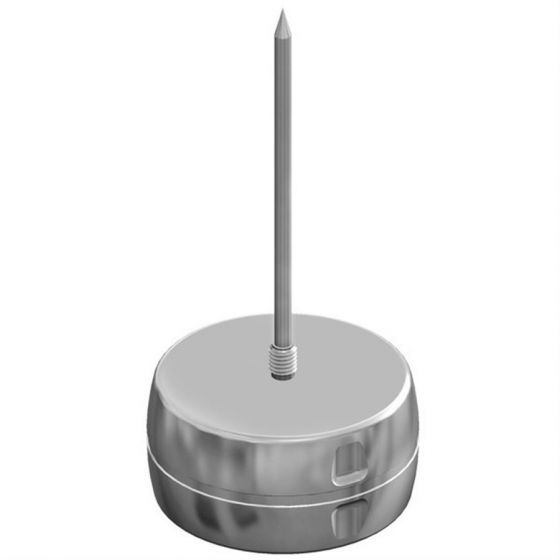 EBI 12-T230  Temperature - 1-channel - axial - rigid - pointed 50mm