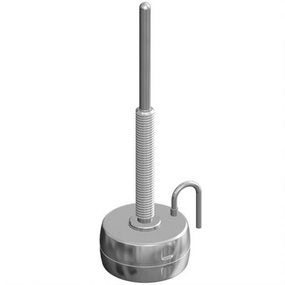 EBI 12-T461  Bottle temp. logger - 2 ch - rigid - 6/135mm