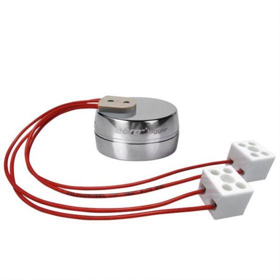 EBI 12-T480  Temp. logger - 2-ch - axial - 200mm-Kabel - Luster Terminal