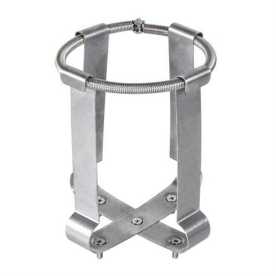 1 L Media Bottle Clamp with spring retainer (for Biological Shakers)-ACSB-1000S-Camlab