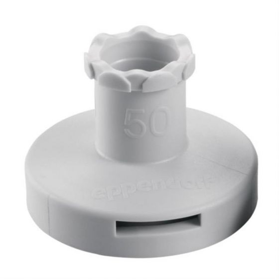 Combitips advanced 50 mL- adapter, 1 pcs., light gray-0030089723-Camlab