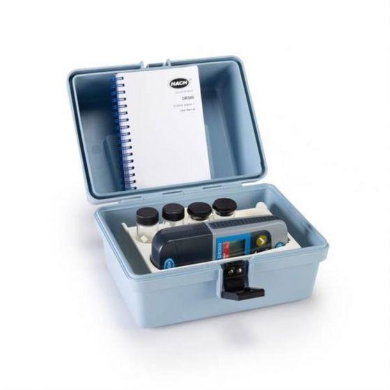 Hach DR300 Colorimeter For Aluminium 0.02-0.80 mg/L-18248-Camlab