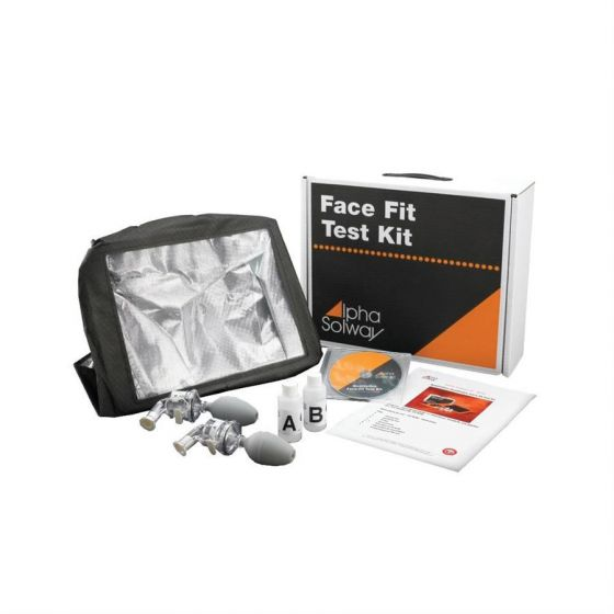 Alpha Solway Complete Qualitative Fit Test Kits-1231377-Camlab