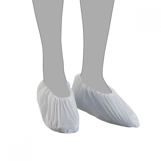 CPE Single Use Hygiene Overshoes