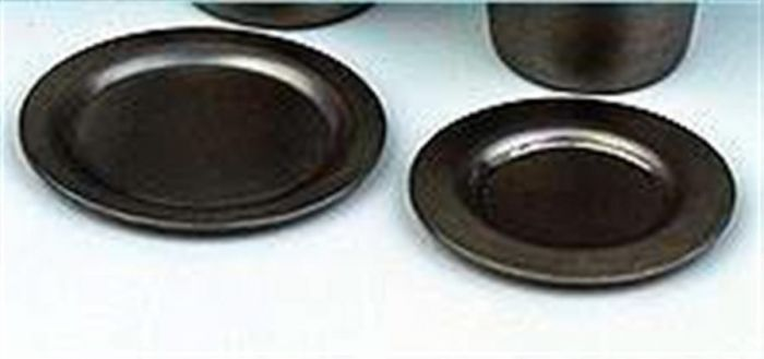 Zirconium Crucible Lid for 30ml crucible NO/303-323-Camlab