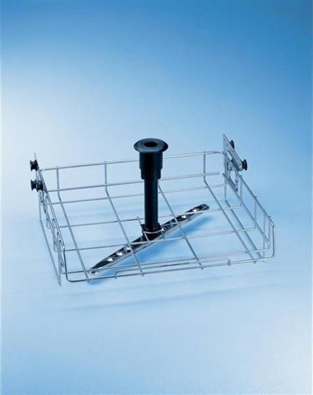 O 190/2 Open top basket similar to O 188/1 but with increased clearance