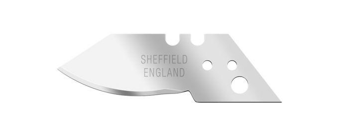 4206 Swann-Morton Industrial Blade SM53 - Pack of 5
