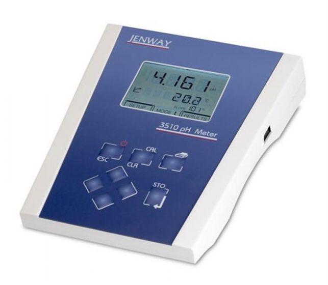 Model 3510 pH /C/Mv pH Meter -2To16.00Ph Without Electrode-351 000-Camlab