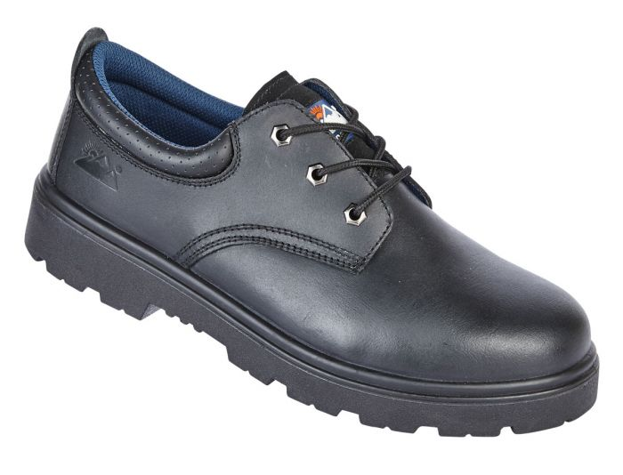 1410 Toesavers Black Safety Shoes