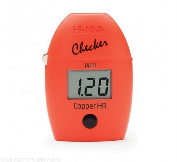 Hanna HI702 Copper HR Checker photometer Bicinchoninate* method-camlab