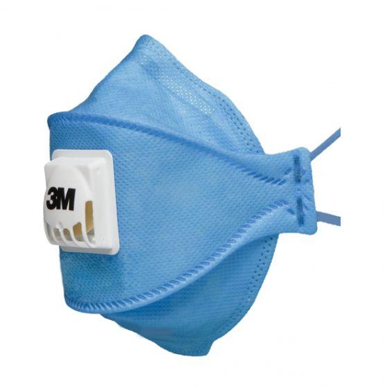 3M Aura 9400+ Flat-Fold Premium Respirators