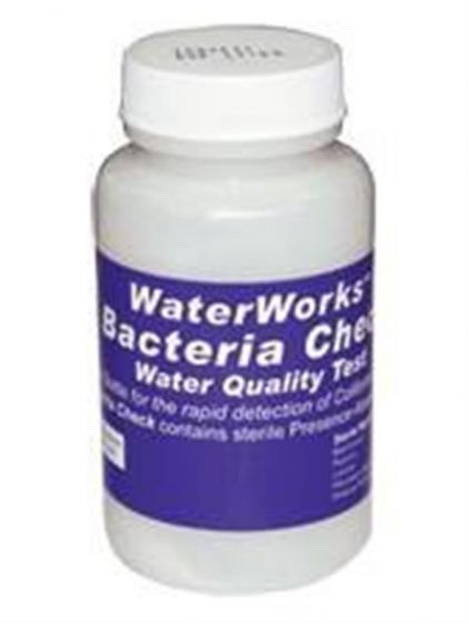 Coliform Bacteria Check for Water Quality Testing Pack of 10