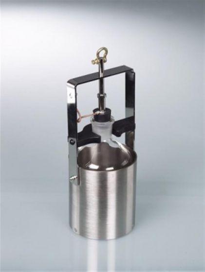 Mini immersion cylinder, V2A, 50 ml, hxØ 180x32 mm